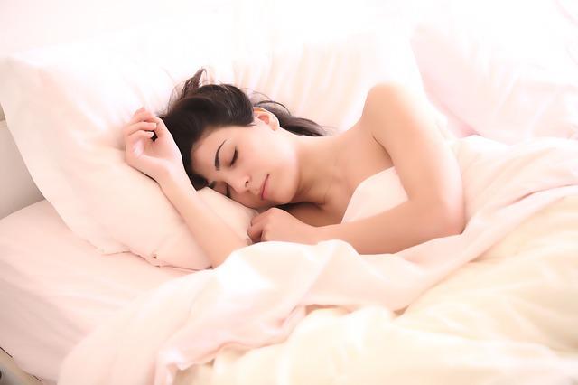 klidné spaní