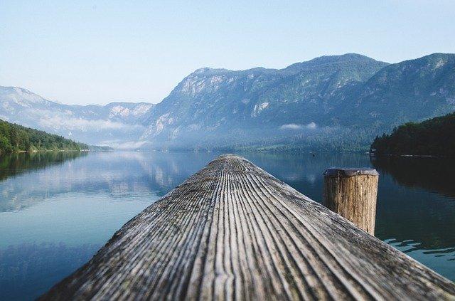 čistá jezera